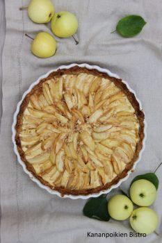 Sitruunainen omenapiirakka