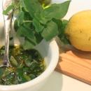 Parsa-herne-perunapaistos ja sitrusmarinoitua fetaa