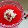 Terveisiä karpalosuolta: Kaunis kiisseli & riisikerma
