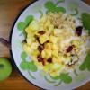 Aamupalalle: Marinoituja omenakuutioita