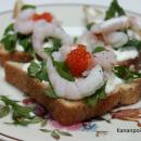 Wasabi Toast Skagen