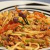 Merellinen pasta - spagettia, sardiineja, fenkolia ja rapeita leivänmuruja