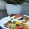 Kreikkalainen salaatti couscousilla ja viikonlopun eväsretkiä