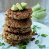 Kvinoa-tonnikalapihvit & avokadokastike