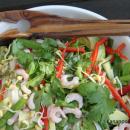 Vietnamilainen kevätsalaatti