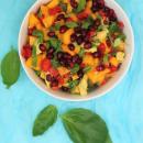 Ihana mango-paprikasalaatti