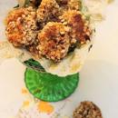 Bataatti-pähkinäpikkuleivät ( sokeriton, gluteeniton)