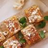 Mehevät sitruuna-ricottapalat (gluteeniton)