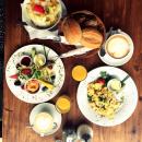 Ihanin aamiainen Berliinissä
