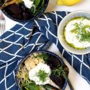 Savumuikku-kvinoakulho tzatzikilla