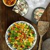 Syötävän hyvät : Oriental slaw & chili-cashew