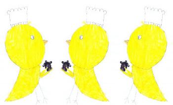 Bistron kananpojat