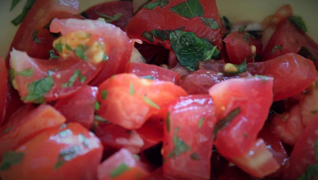 Chipotlella terästettyä tomaattisalsaa