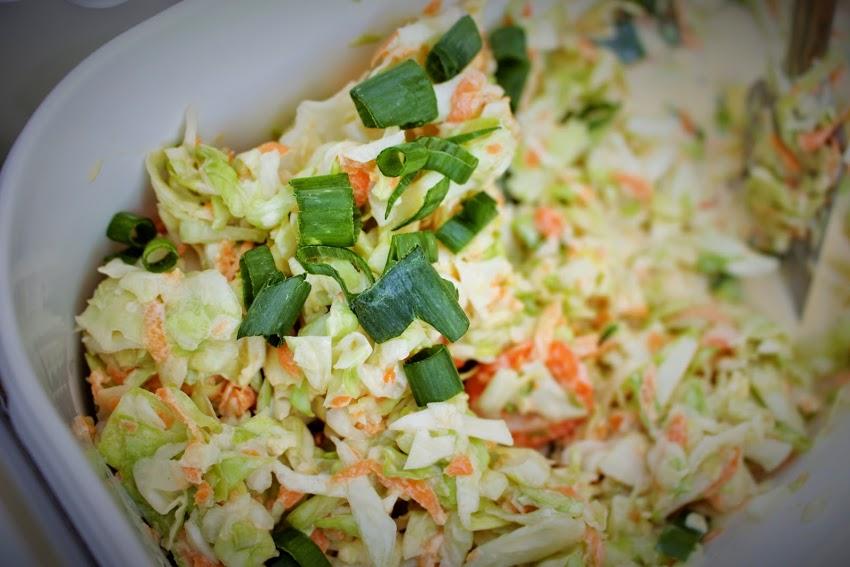 Ravintolapäivän coleslaw, Kuva: Kati Stenman