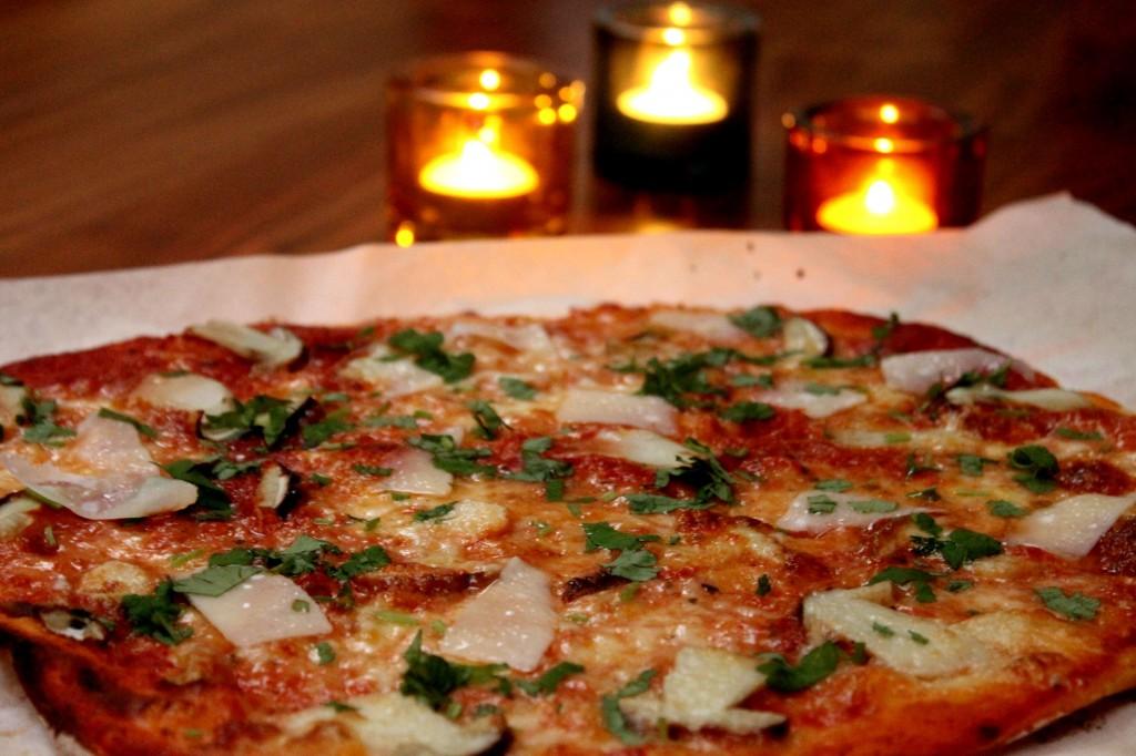Herkkutattipizza