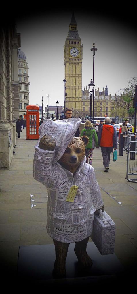 Yksi hurmaava Paddington Lontoossa