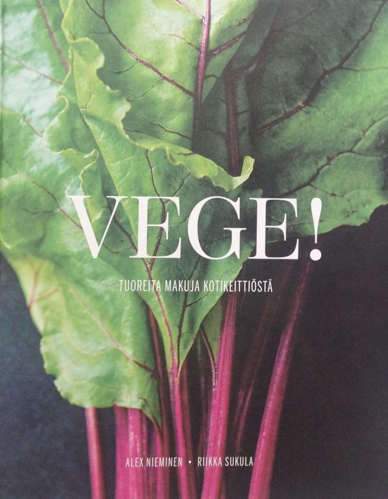 Vege!-kasvisruokakirja