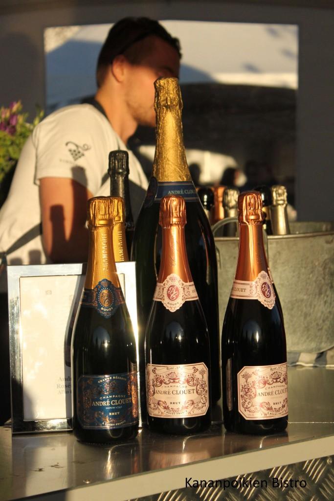 André Clouet Champagne Bar