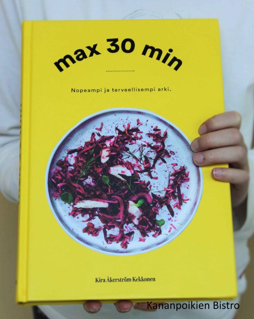 max 30 min