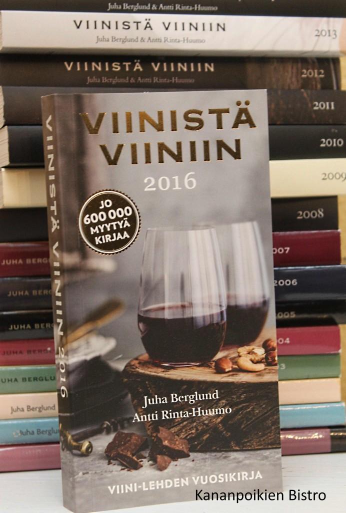 Viinistä viiniin 2016