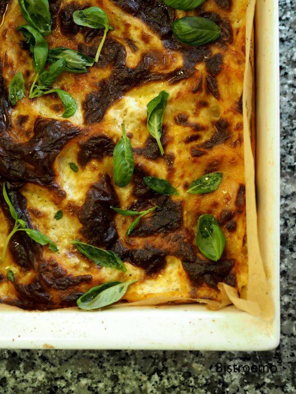Tonnikala Lasagne
